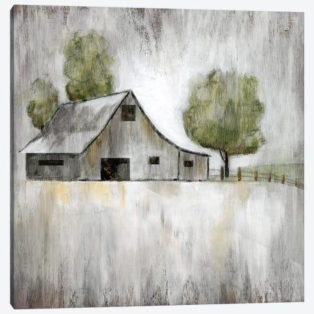 Weathered Barn Canvas Print #NAN158} by Nan Canvas Art