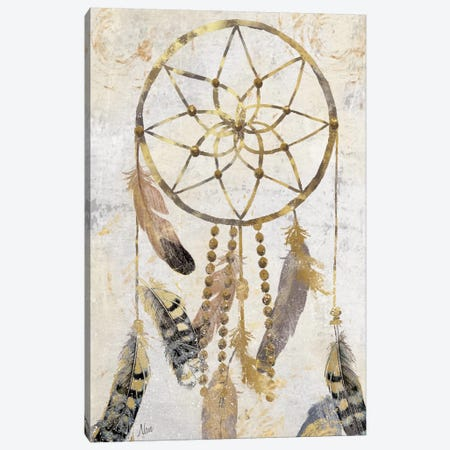 Tribal Dreamcatcher Canvas Print #NAN15} by Nan Art Print