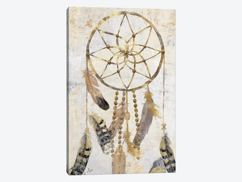 Tribal Dreamcatcher by Nan 1-piece Canvas Wall Art