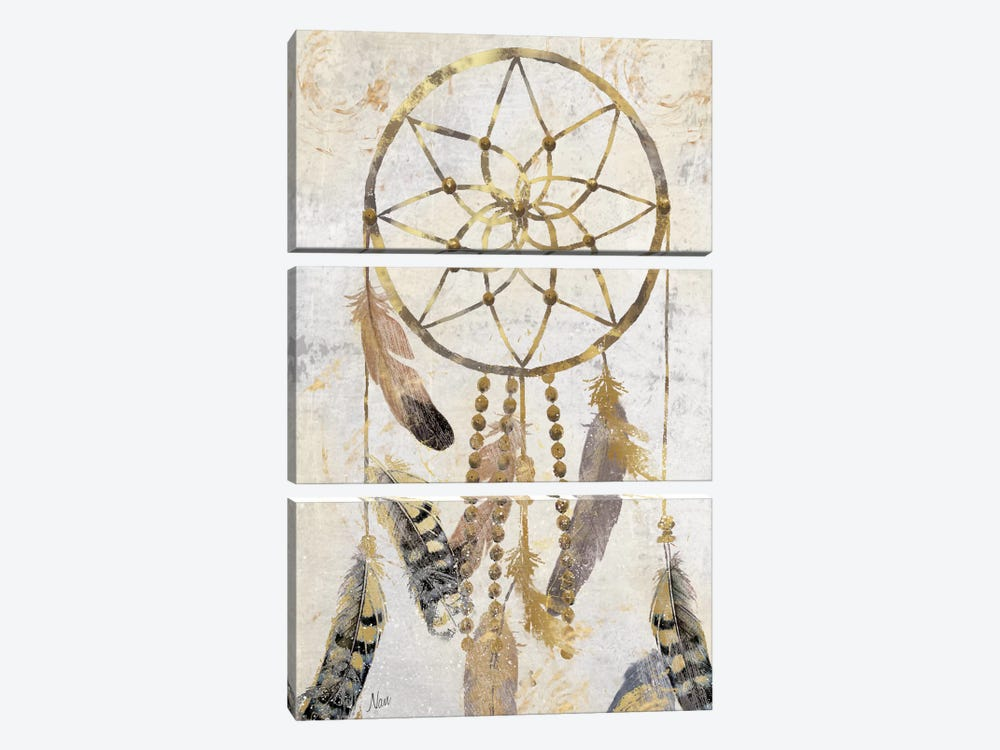 Tribal Dreamcatcher 3-piece Canvas Artwork