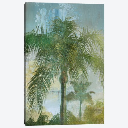Contemporary Palm Canvas Print #NAN170} by Nan Canvas Art