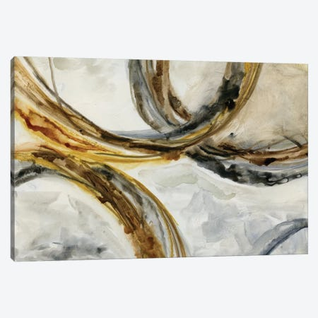 Emboldened Abstract Canvas Print #NAN173} by Nan Canvas Art