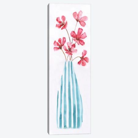 Flower Fun II Canvas Print #NAN175} by Nan Art Print