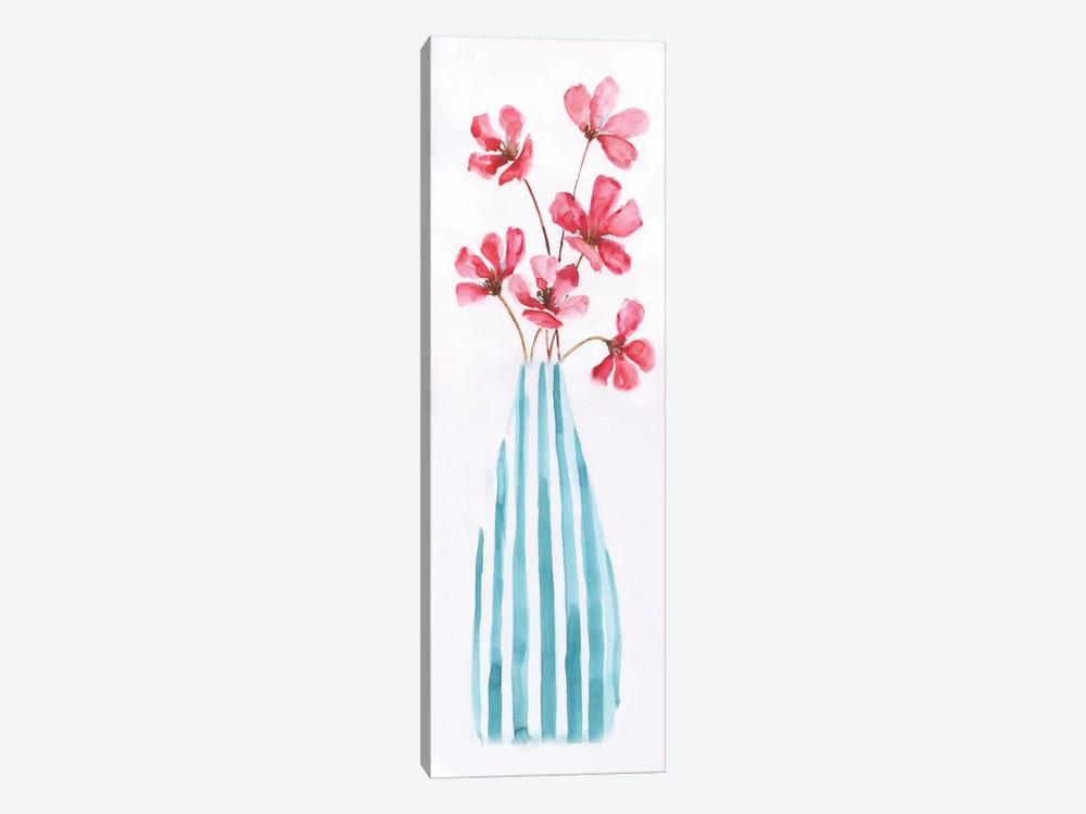 Flower Fun II by Nan 1-piece Canvas Print