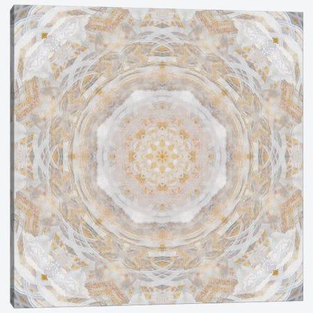Light Metallic Kaleidoscope II Canvas Print #NAN182} by Nan Canvas Print