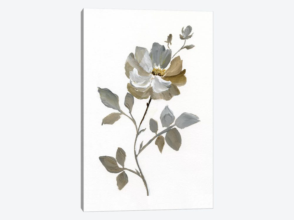 Neutral Rose I by Nan 1-piece Canvas Wall Art
