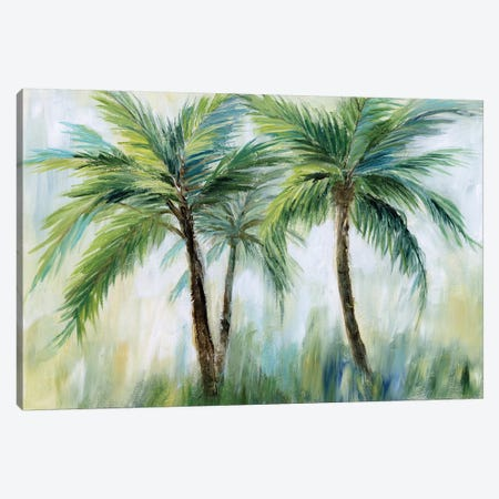 Palm Sensation Canvas Print #NAN191} by Nan Canvas Artwork