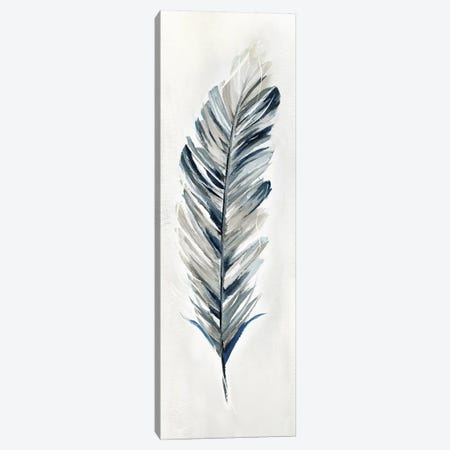 Soft Feather I Canvas Print #NAN196} by Nan Canvas Art Print