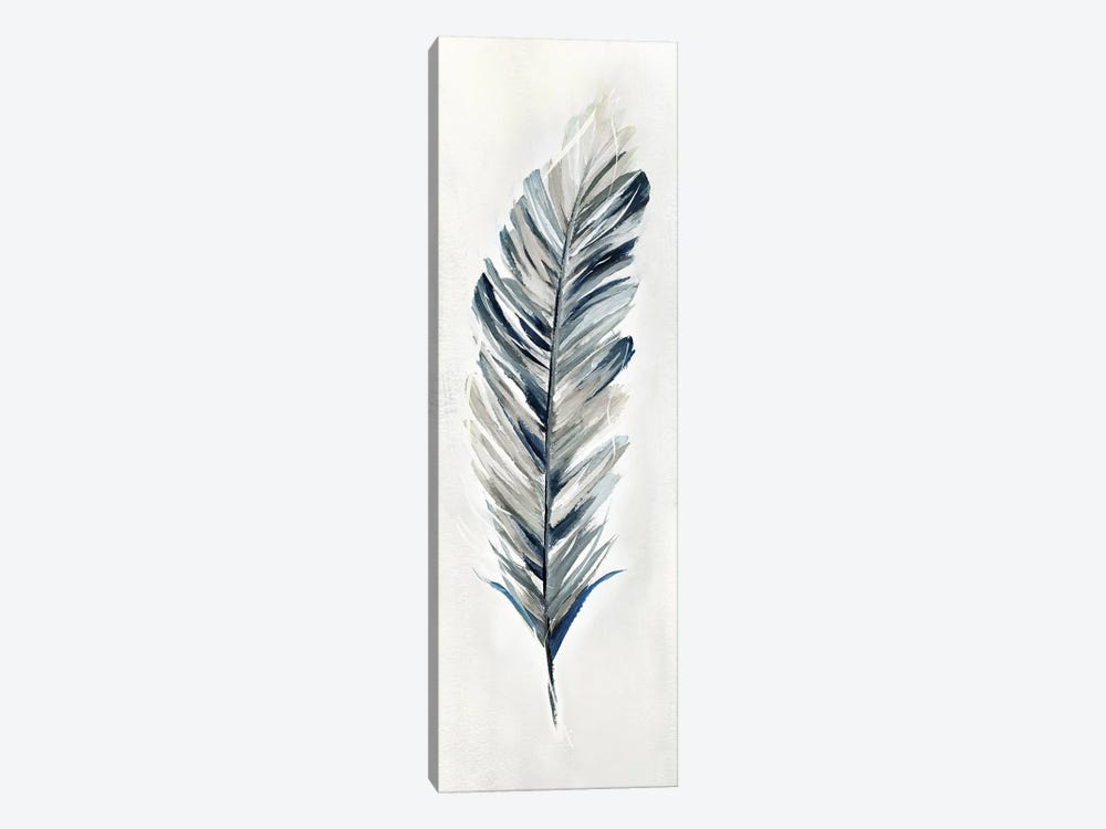 Soft Feather I by Nan 1-piece Canvas Artwork