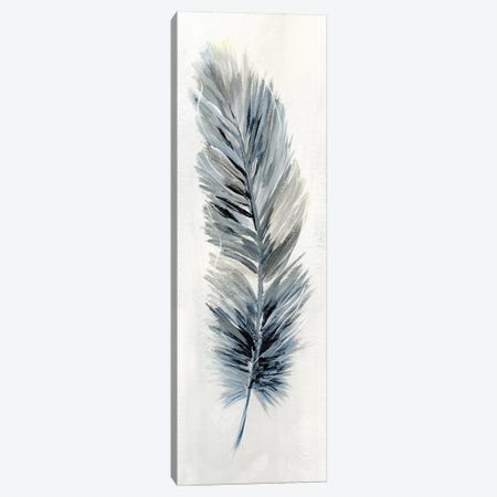 Soft Feather II Canvas Print #NAN197} by Nan Art Print