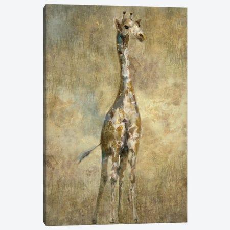Summer Safari Giraffe Canvas Print #NAN204} by Nan Canvas Art Print