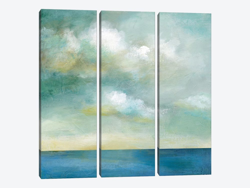 Cloudscape I by Nan 3-piece Canvas Wall Art