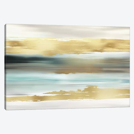 Golden Sunset Canvas Print #NAN224} by Nan Canvas Print