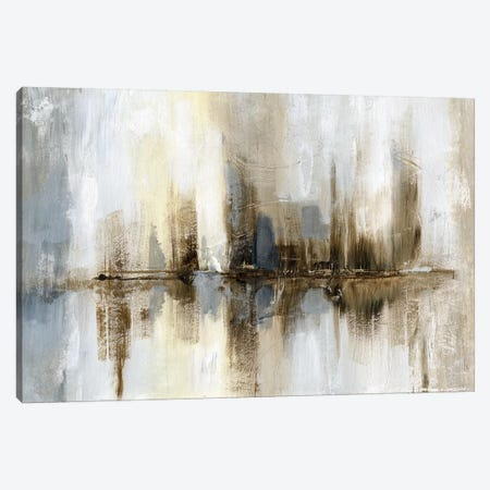 Harbor Lights Canvas Art Print