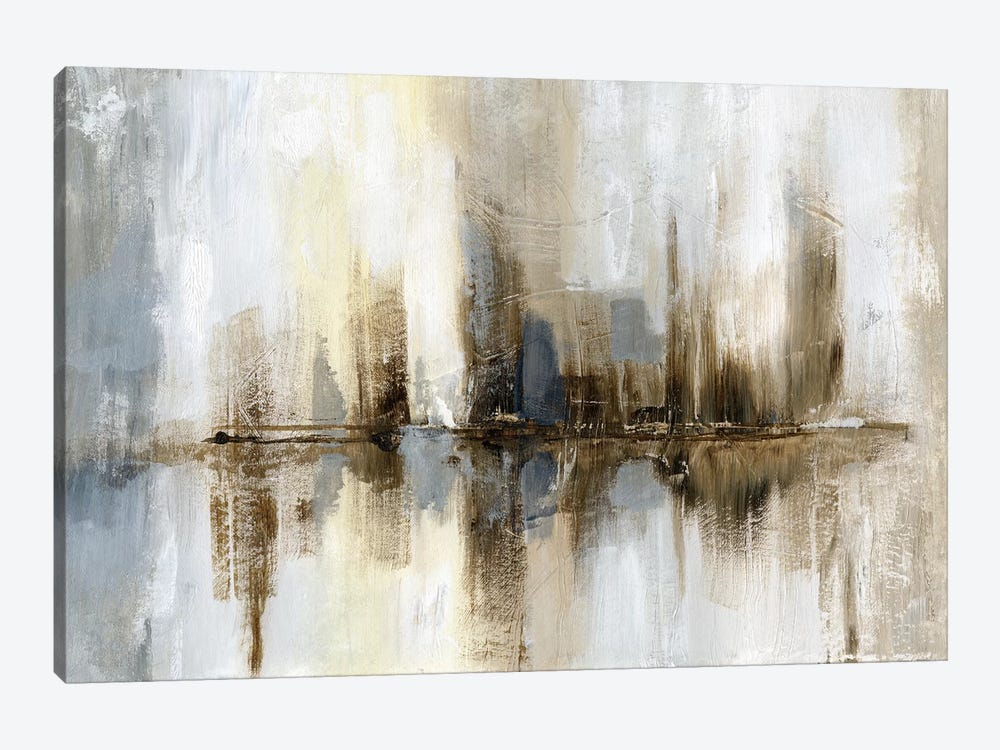 Harbor Lights by Nan 1-piece Canvas Art