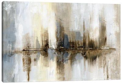 Harbor Lights Canvas Art Print