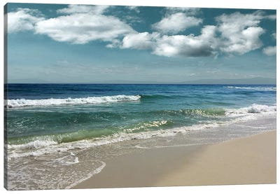 Majestic Waves Canvas Art Print