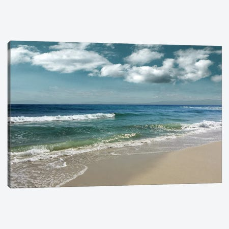 Majestic Waves Canvas Print #NAN230} by Nan Canvas Art Print
