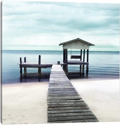 Peaceful Place Canvas Art Print