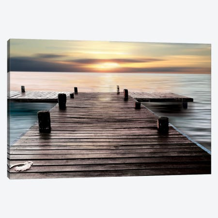 Reflecting Canvas Print #NAN233} by Nan Canvas Art Print