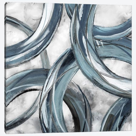 Ring Around Canvas Print #NAN234} by Nan Canvas Art