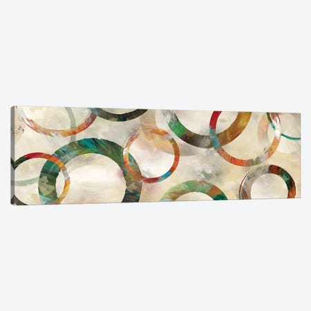 Rings Galore Canvas Print #NAN235} by Nan Canvas Art