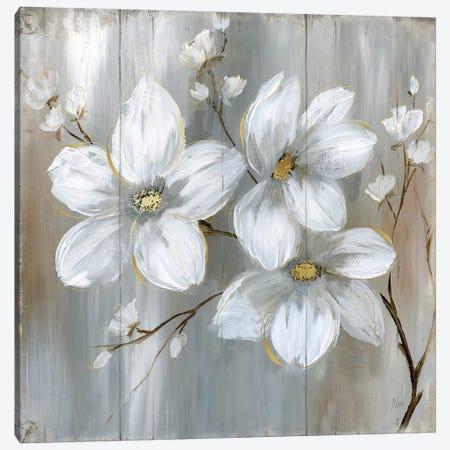 Summer In Neutral II 3-Piece Canvas #NAN243} by Nan Canvas Art