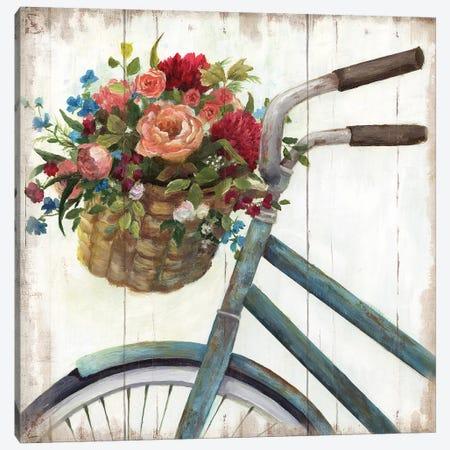 Sunday Ride Canvas Print #NAN244} by Nan Canvas Print