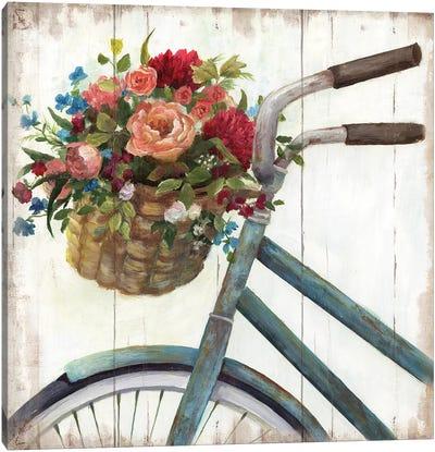 Sunday Ride Canvas Art Print