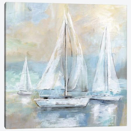 Sail Away Canvas Print #NAN263} by Nan Canvas Wall Art