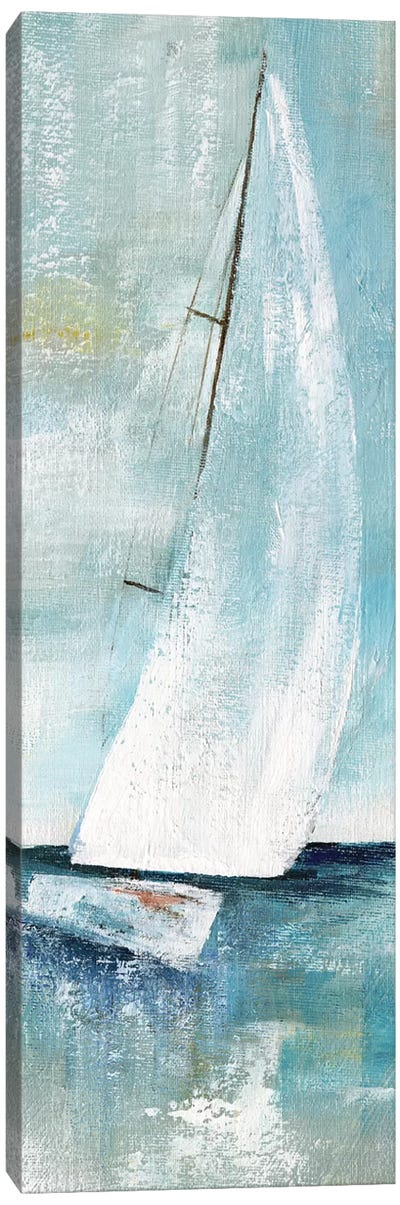 Simply Sailing I Canvas Art Print
