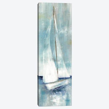 Simply Sailing II 3-Piece Canvas #NAN265} by Nan Canvas Art Print