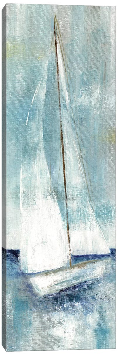 Simply Sailing II Canvas Art Print