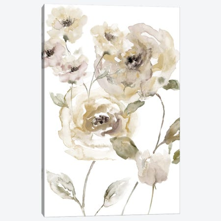Translucent Garden II Canvas Print #NAN268} by Nan Canvas Wall Art