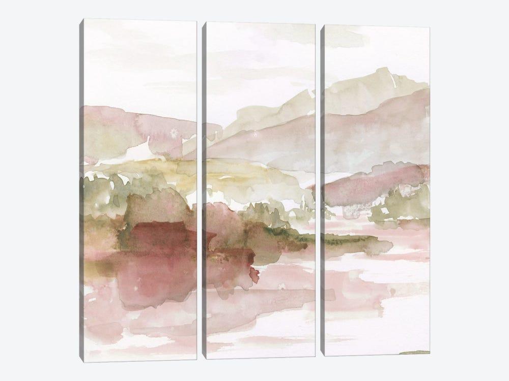 Windscape I by Nan 3-piece Canvas Wall Art