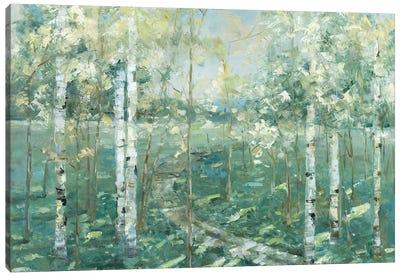 Meadow Light Canvas Art Print