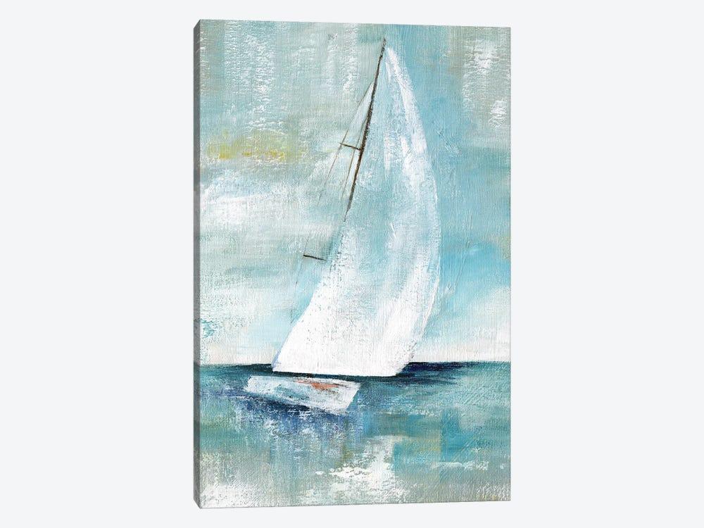 Come Sailing I by Nan 1-piece Canvas Print