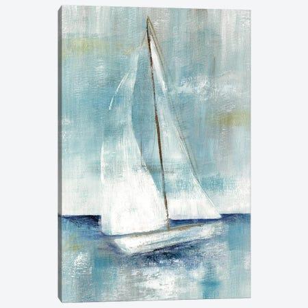 Come Sailing II 3-Piece Canvas #NAN285} by Nan Canvas Print