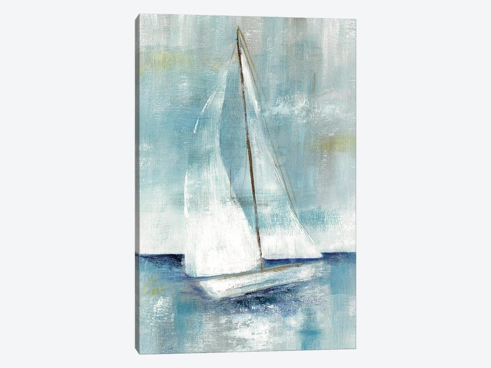 Come Sailing II by Nan 1-piece Canvas Artwork