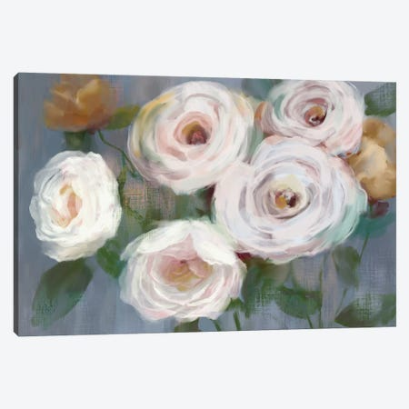 Magical Bouquet Canvas Print #NAN296} by Nan Canvas Artwork