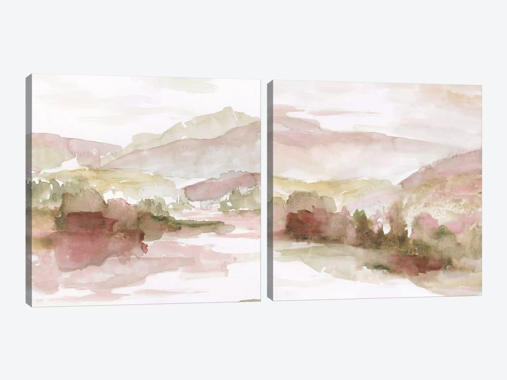 Windscape Diptych by Nan 2-piece Canvas Art