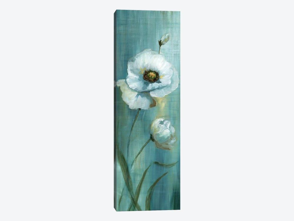 Seabreeze Poppy I by Nan 1-piece Canvas Wall Art