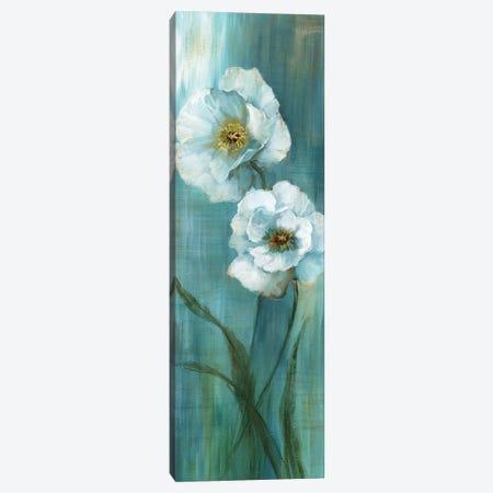 Seabreeze Poppy II 3-Piece Canvas #NAN303} by Nan Canvas Art Print