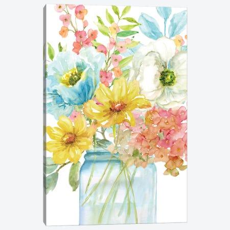 Summer Fresh I Canvas Print #NAN309} by Nan Canvas Art Print