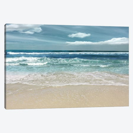 Symphony Of The Sea 3-Piece Canvas #NAN311} by Nan Canvas Wall Art