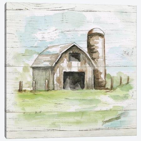 Weathered Barn II Canvas Print #NAN316} by Nan Canvas Art Print