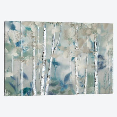 Zen Forest I 3-Piece Canvas #NAN317} by Nan Canvas Art Print