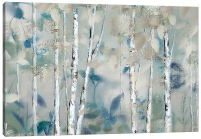 Zen Forest I Canvas Art Print