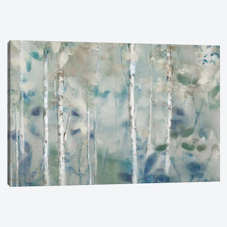 Zen Forest II Canvas Print #NAN318} by Nan Canvas Artwork