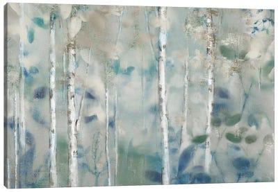 Zen Forest II Canvas Art Print